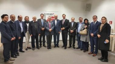 آغاز به کار دومین کنفرانس علمی مشترک بین ایران و اتریش